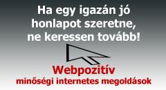 Webpozitív honlapkészítés